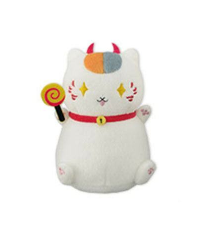 Natsume/'s Book of Friends Nyanko Sensei Devil Halloween Plush 11cm BANP37682 USA