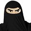 Ask-Me-About-My-NINJA-Disguise-Boys-T-shirt-Men-Eyes-Flip-Tee-Custom-Skin-tone miniature 6