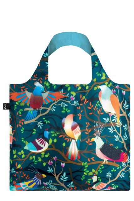 LOQI- Shopping Bag Hvass & Hannibal Collection - Birds
