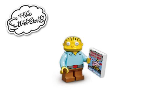 Ralph Winchester 10/16 Lego Minifiguren Serie The Simpsons 71005