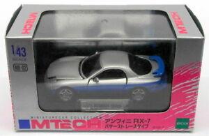 MTECH-1-43-Scale-Diecast-45100-2-Mazda-RX-7-Buthurst-12Hr