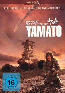 Space-Battleship-Yamato-dvd-NEU-OVP-Takuya-Kimura-Meisa-Kuroki-Naoto-Ogata