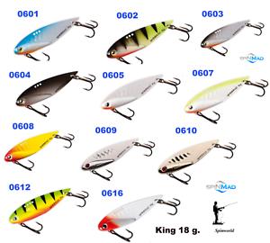 New Jaxon Lures  CICADA BLADE Bait Ultra Light Fishing Chub Zander Pike Perch