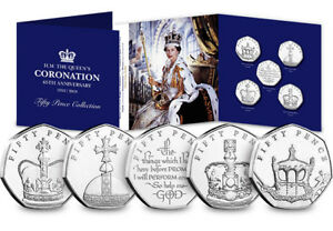 The-Sapphire-Coronation-Fifty-Pence-Coin-Set-50p-Collection-Ref-PG2-655P