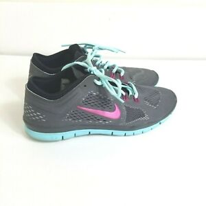 Nike-Free-5-0-TR-Fit-4-Womens-Size-9-Athletic-Training-Running-Shoes-629496-004