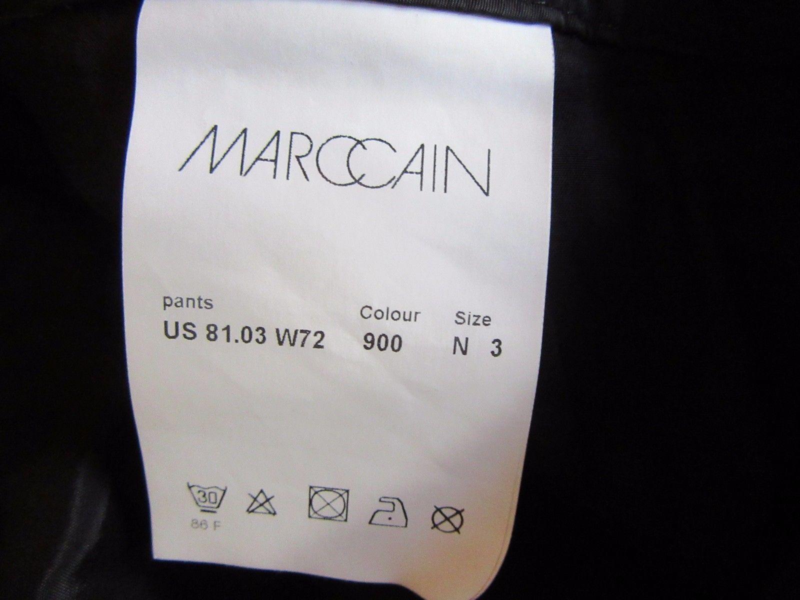 Hose schwarz schwarz schwarz N 3 MARC CAIN SPORTS Gr.38 Mikrofaser Mesh Spitze LUXUS PUR | Luxus  | Spielzeugwelt, fröhlicher Ozean  75b26e