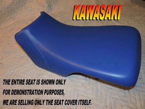 Kawasaki Bayou 300 1986-04 New seat cover KLF300 KLF 2X4 KLF300B A B Blue 916c
