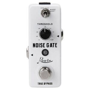 Rowin-Guitar-Noise-Killer-Noise-Gate-Suppressor-Effect-Pedal-D6M6