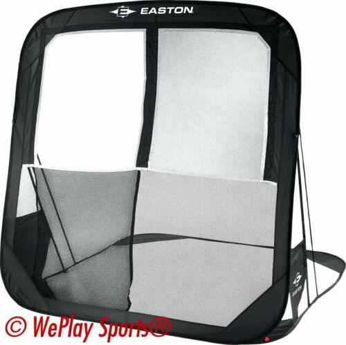 Baseball L Screen Fastpitch Softball Easton Portable Pop Up Protective Screen