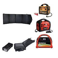 Instapark® M27T Folding Solar Panel Portable 12V & Dual USB Battery Charger 27W