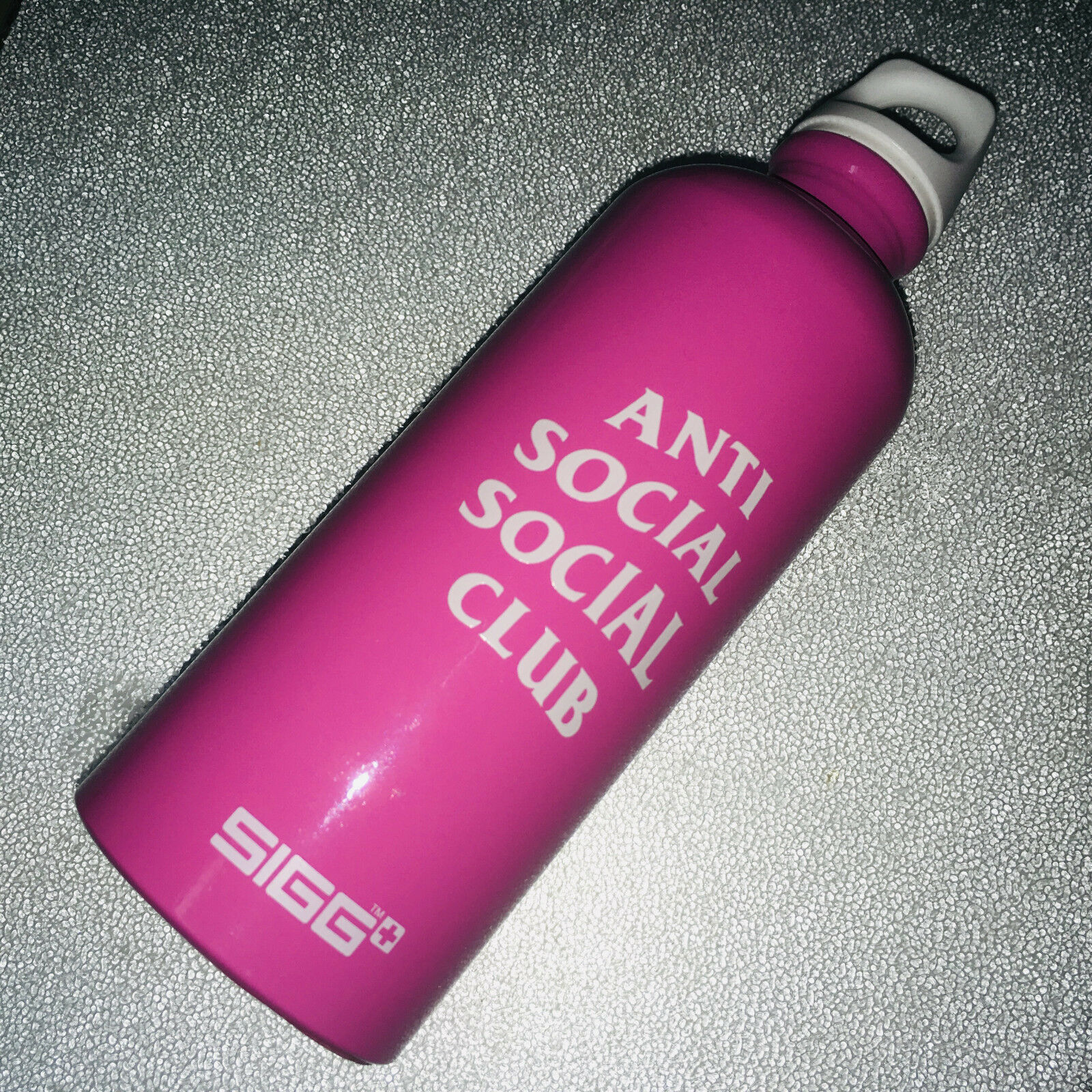 Authentic NEW Anti Social Social Club x SIGG water bottle ASSC SUPREME BAPE