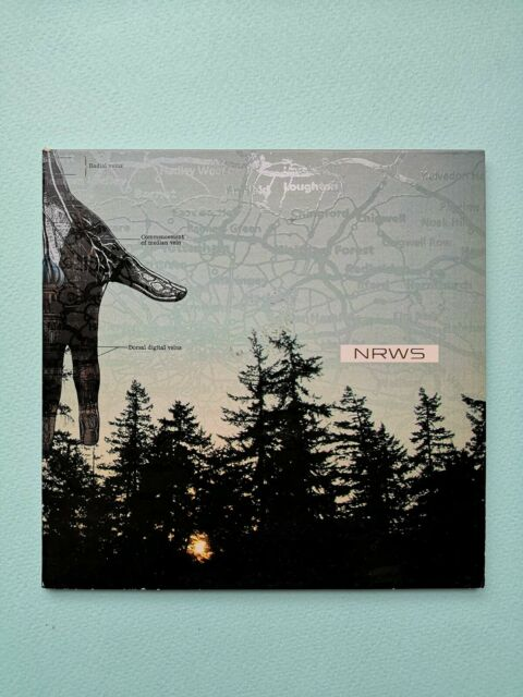 Narrows : New Distances - CD on deathwish - Mathcore from members of Botch