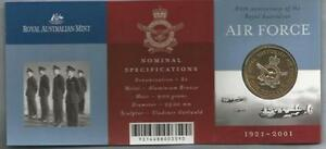 2001-1-AIR-FORCE-UNCIRCULATED-ROYAL-AUSTRALIA-MINT