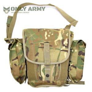British-Army-MTP-GSR-Gas-Mask-Bag-Multicam-Haversack-Utility-Bag