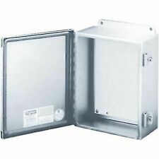 Hoffman 230x310x155mm Wall-Mount NEW... Stainless Steel Enclosure LHC233116SS
