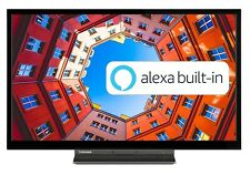 """Toshiba 24WK3A63DB 24"""" Smart 720p HD Ready LED TV with Alexa Built-in"""