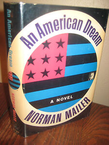 1st-Edition-AN-AMERICAN-DREAM-Norman-Mailer-FIRST-PRINTING-Classic-Fiction-Novel