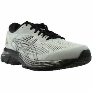 ASICS-Gel-Kayano-25-Casual-Running-Neutral-Shoes-Grey-Mens