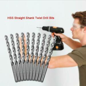 10-pcs-HSS-Drills-4mm-Straight-Shank-Steel-Twist-Drill-Bits-Drilling-Tools-Kit