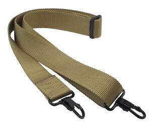 Rifle-Shotgun-Crossbow-Gun-Sling-Strap-Adjustable-27-039-039-To-50-039-039-Extra-Wide-Nylon