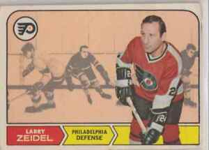 1968-69-O-Pee-Chee-Excellent-Condition-Larry-Zeidel-92