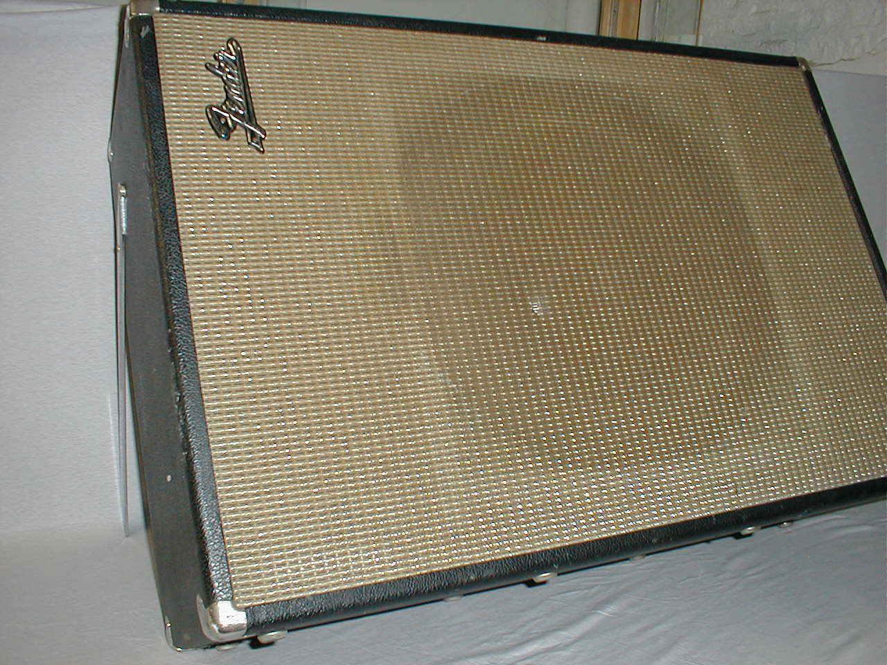 60's Fender Fender Fender Bass CAB 18  - made in USA 99e3ad
