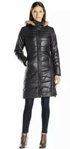 Arctix Womens Peacock Quilted Long Coat Jacket