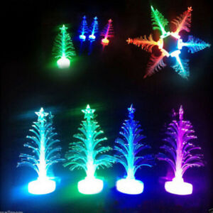 Color Changing Christmas Lights.Details About Color Changing Christmas Xmas Tree Led Light Lamp Home Party Decoration Mini