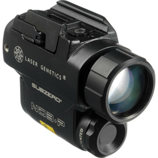NEW Laser Genetics ND3P Sub Zero Laser Designator Spot Light ND-3P Subzero. .