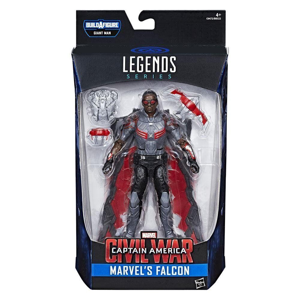 Captain America Civil War Marvel Legends Marvel's Falcon Excl Action Figure