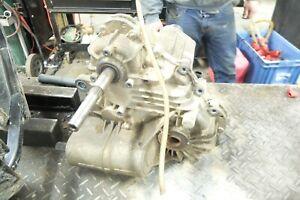 12 Polaris RZR 900 XP Ranger Crew trans transmission gear box differential