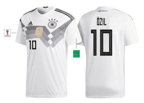 Deutschland Germany Trikot Adidas DFB WM 2018 Home 128 bis XXXL Özil 10