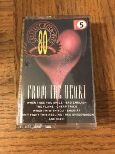 Greatest Rock Hits Cassette