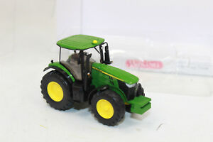 Wiking-358-01-John-Deere-7260R-Traktor-035801-1-87-H0-NEU-in-OVP