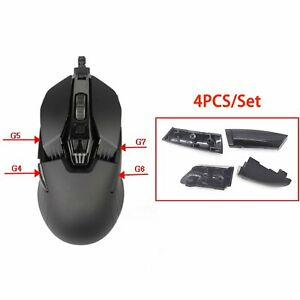Logitech G900//G903 Wired//Wireless Gaming Mouse Side buttons G4 G5 G6 G7 cap key
