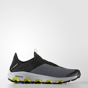 new concept 6809f 7c15f ... uk image is loading adidas mens terrex traxion climacool water shoes  grey 7e57d afb54