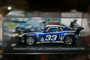 MASERATI-GRANSPORT-TROFEO-LIGHT-GRAND-AM-CHAMPIONSHIP-2004-SCALA-1-43