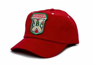 bd14ef90d89ae Bushwood Hat Country Club Caddyshack Movie One Size Baseball Cap Red ...
