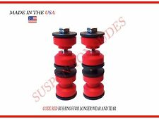 PAIR Front Sway Bar Links - Suspension Part K90122 ****MADE IN THE USA*****