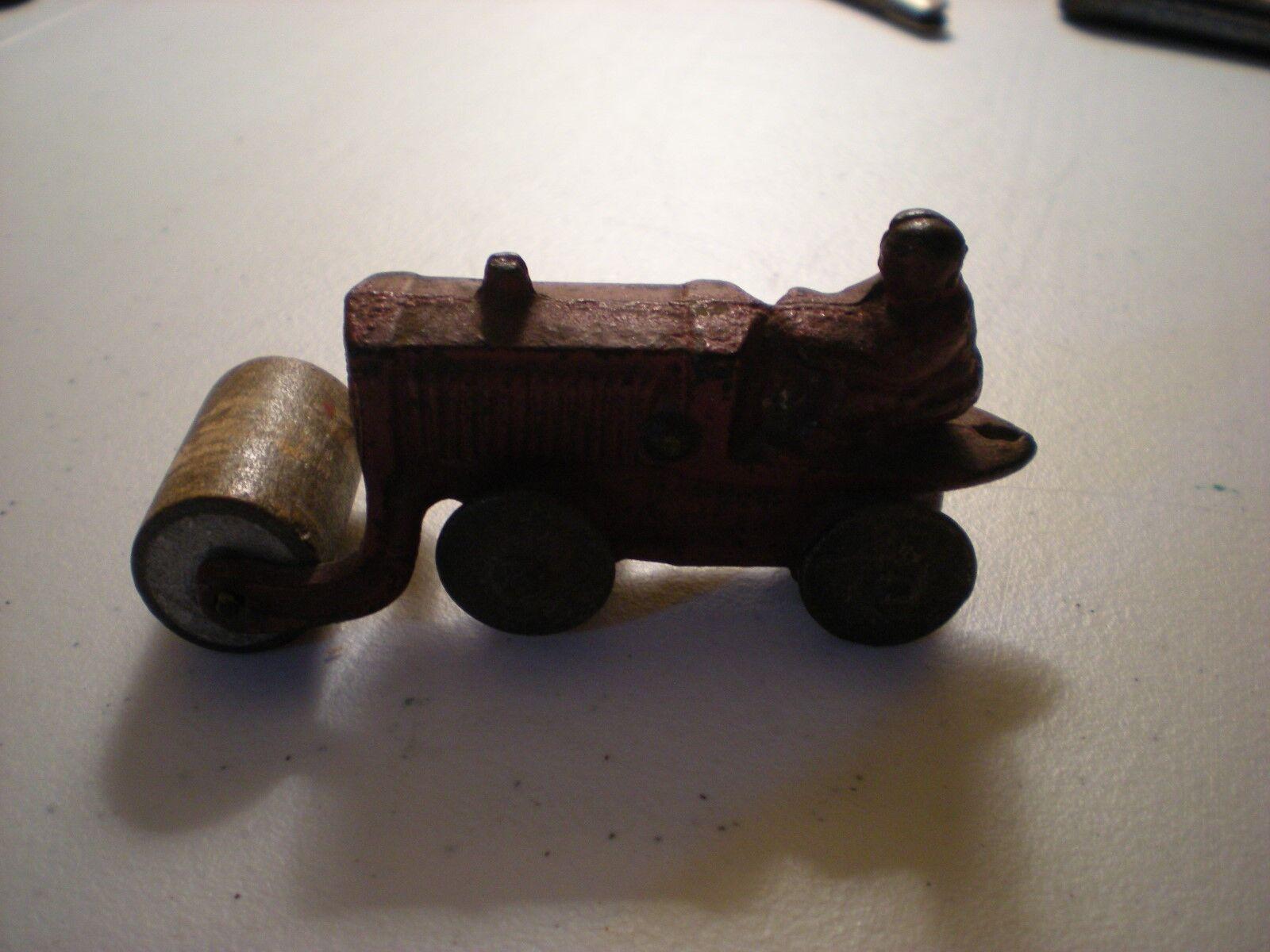 Jahr Cast Iron Steam Roller Spielzeug