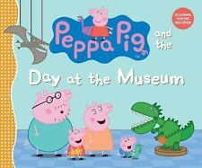 Peppa Pig and the Day at the Museum-ExLibrary