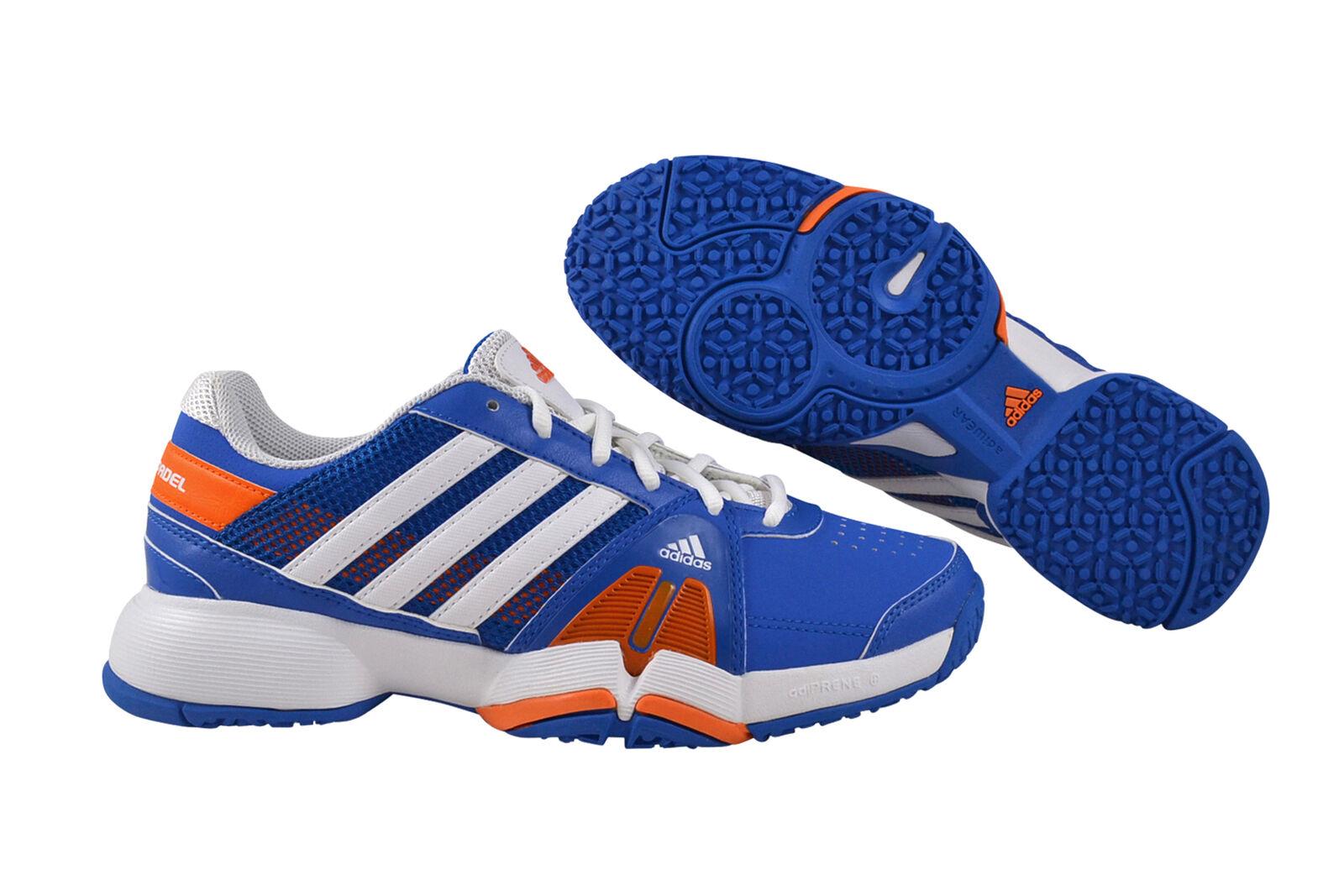 Adidas Barricade Team 3 padel azul blancoo tennizapatos m22483