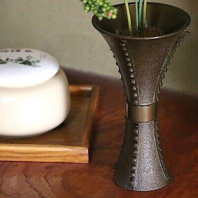 Round Shape// Plastic// Japan Quality Japanese Ikebana Vase SUIBAN Flower Pot
