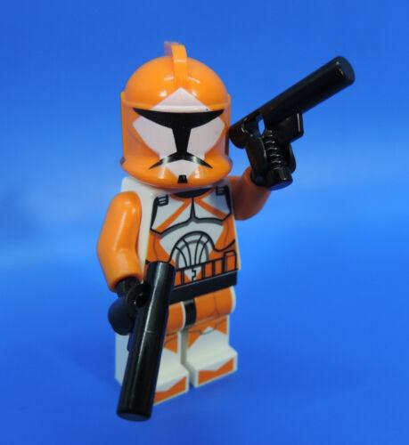 LEGO ® Star Wars 7913/personnage Bomb Squad soldat avec 2 blaster
