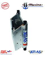 Th Marine Atlas Hd Hydraulic Jack Plate 6 Set Back Mercury 350 400r Ahj-6vhd-dp