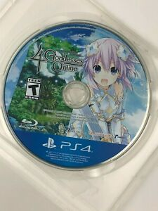 Cyberdimension Neptunia: 4 Goddesses Online for Playstation 4 / PS4 / Disc Only