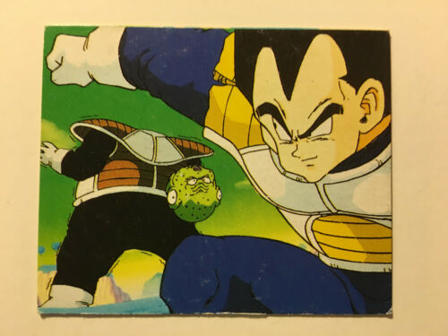 Dragon Ball Z Mini Card Amada 232 Part 5