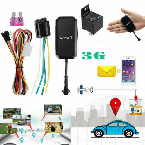 Tk300 3G GPS Tracker Real live Time Tracking Device Vehicle Car two way cut-off