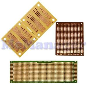 Electrical Equipment & Supplies Pre Drilled Copper Prototype Pcb Matrix Board/printed Circuit Board Soft And Antislippery