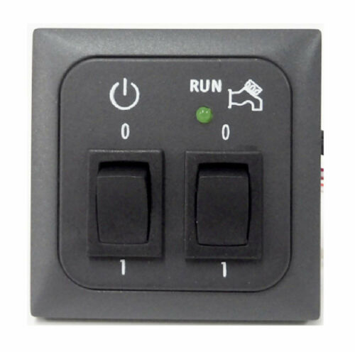 Water Pump Pressure Switch /& 12v Lights On Off Rocker Switch Camper VW T5 T6